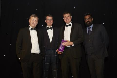 Occupier of the Year Sponsored by Regus
